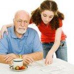 Dementia symptoms in Elderly