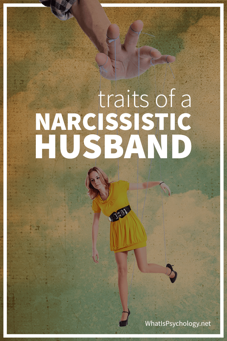 Narcissistic traits in a husband